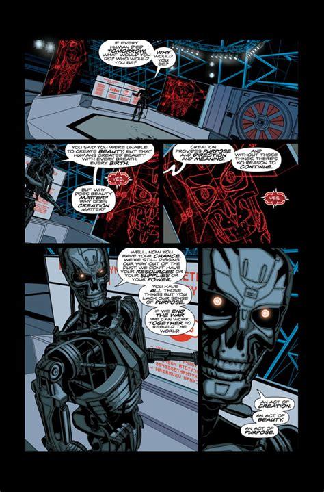 terminator salvation  final battle  profile