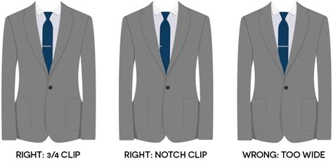 how to wear a tie clip craveonline