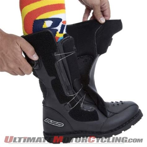motocross boot reviews axo freedom adventure wp boots review