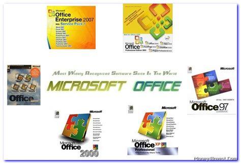 Microsoft Office 4 Microsoft Office I Used Microsoft Office 2007 Microsoft