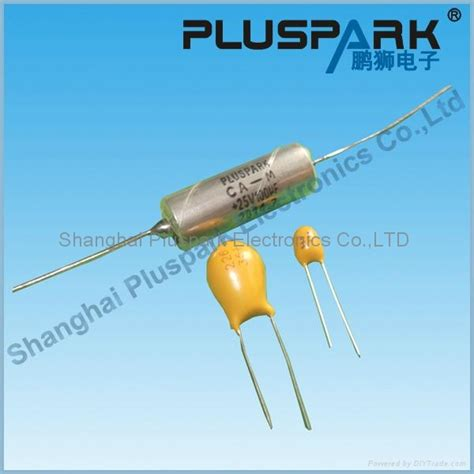 tantalum capacitor through tantalum capacitor 820uf 6 3v radial ca42 pluspark china manufacturer capacitor