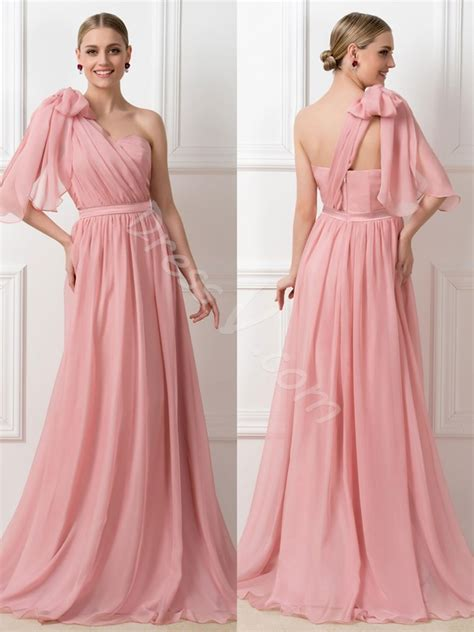 5 Bridesmaid Dresses For And Summer by Dressv Chiffon Pink Bridesmaid Dresses Convertible