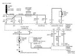 ford taurus wiring diagram and electrical system circuit 90