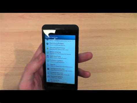 soft reset blackberry q5 blackberry z30 how to do a secret soft reset or battery
