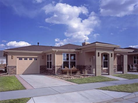 duplex homes mirasol senior communitymirasol senior