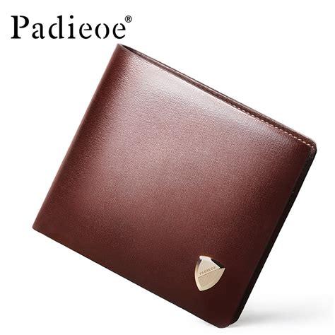 Fashion Slim Bag Jc805 high quality genuine leather wallet luxury designer mens wallets and purses fashion slim