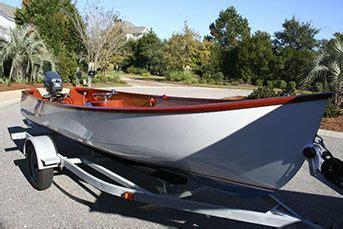 hull no. 28 16' jericho lobster skiff | hull no. 28 16