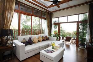 tropical interior design lovely sunroom design and decor ideas corner