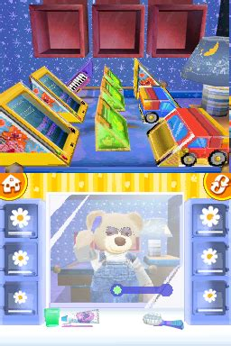 build a bear bathroom game family friendly gaming build a bear ds screens build a