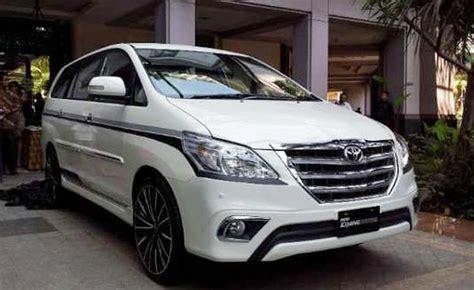 Tv Mobil Bekas harga mobil bekas toyota innova turun rp15 jutaan okezone news