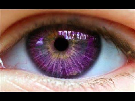 imagenes ojos raros colores de ojos m 225 s raros del mundo youtube