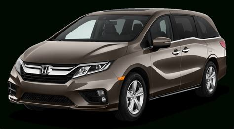 Honda Odyssey Hybrid 2020 by 2020 Honda Odyssey Hybrid Release Date Rumor Interior
