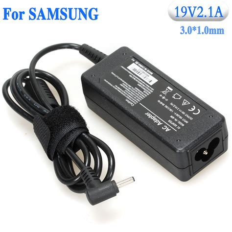 Ac Samsung Mini laptop portable mini ac adapter power charger for samsung
