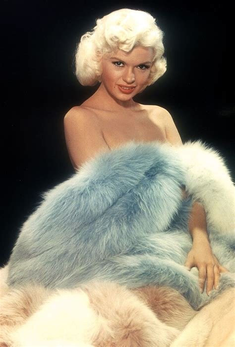 jayne mansfield jayne mansfield when fur was fabulous women were