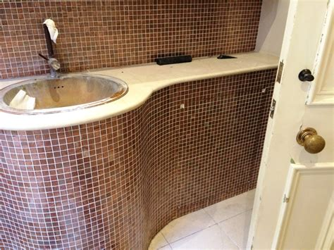 sealing bathrooms six day cleaning and sealing of limestone bathrooms and