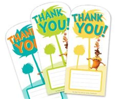 free printable thank you cards snapfish free printable dr suess the lorax thank you note