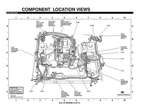 4 6 ford engine diagram 4 6l 2v mustang engine diagram get free image about