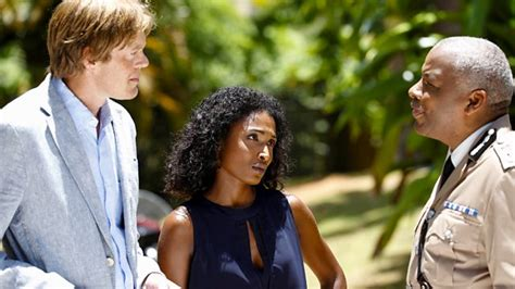 The One With Murder In Paradise one in paradise series 3 episode 5