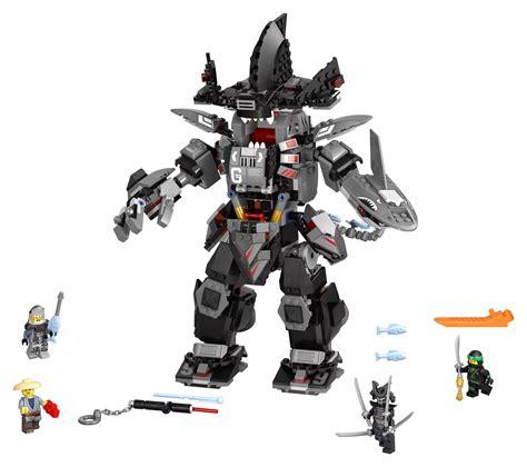 film robot ninjago the lego ninjago movie sets revealed collider