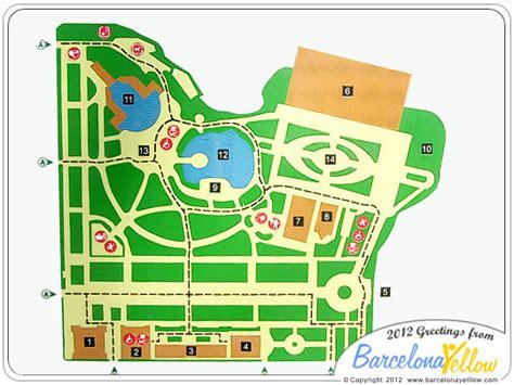 barcelona zoo map barcelona 2017 pictures parc de la ciutadella