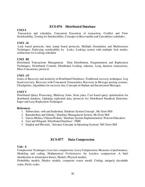 B.tech_3_4_year Syllabus