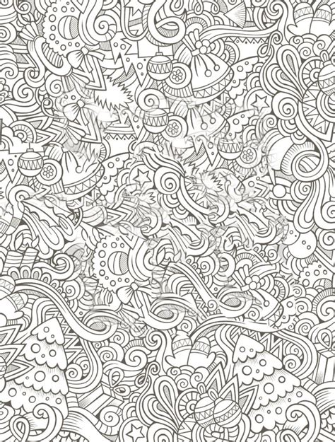 coloring pages free printable holiday adult coloring