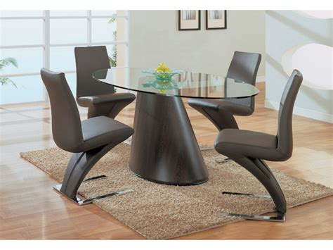modern dining table and chairs inspirational of home interiors and garden modern dining