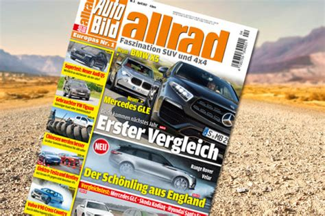 Auto Bild Allrad 9 2017 by Sommerreifen F 252 R Suv Im Test Format 235 50 R 18 Autobild De