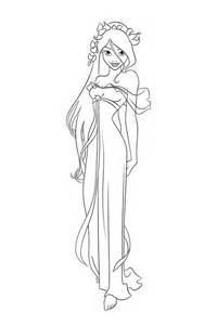 enchanted giselle coloring pages az coloring pages