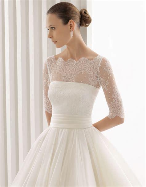 fotos vestidos de novia con manga vestidos de novia con manga 1