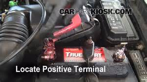 1999 Toyota Camry Battery How To Jumpstart A 1998 2002 Toyota Corolla 1999 Toyota