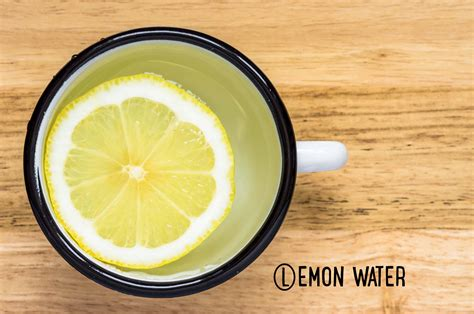 good   health benefits  lemon water goodbelly