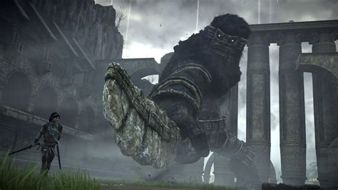 The Shadow Of The shadow of the colossus les plus belles images du mode photo
