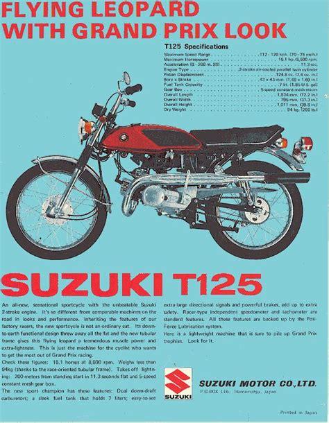 Suzuki Sport Brochure Pdf Index Of Blurbs Brochures Suzuki T