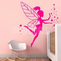 Wall decals magic fairy little girl bubbles wall stickers