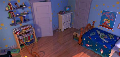 Toys For The Bedroom | andy s room from toy story toy story bedroom ideas