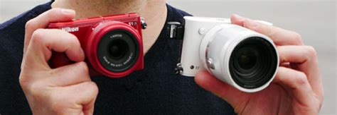 Lensa Nikon J3 kamera mirrorless pengganti dslr