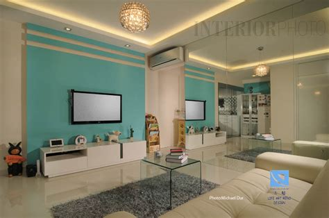 hdb living room design ideas singapore home vibrant