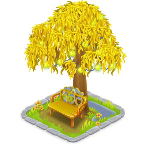 Image Wisteria Tree Png Hay Day Wiki Fandom Image Golden Tree Png Hay Day Wiki Fandom Powered By