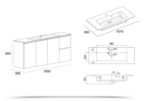 misure standard lavabo bagno design 187 misure standard lavabo bagno galleria foto