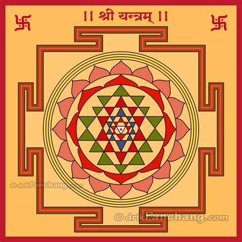 Yantra Mantra shri yantra shri chakra of goddess tripura sundari