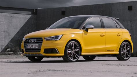 Test Audi S1 by Road Test Audi S1 Sportback