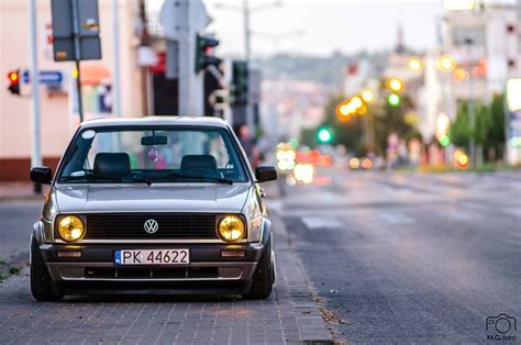 slammed volkswagen golf modified cars volkswagen golf 2 slammed
