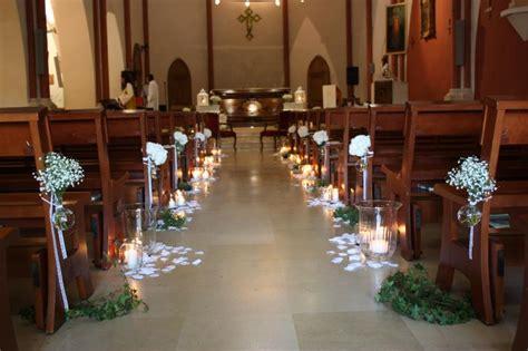 Deco Banc Eglise by D 233 Coration Du Mariage 224 L 233 Glise Ou La Synagogue