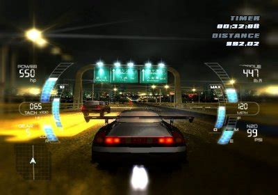 fast and furious psp the fast and the furious psp preview