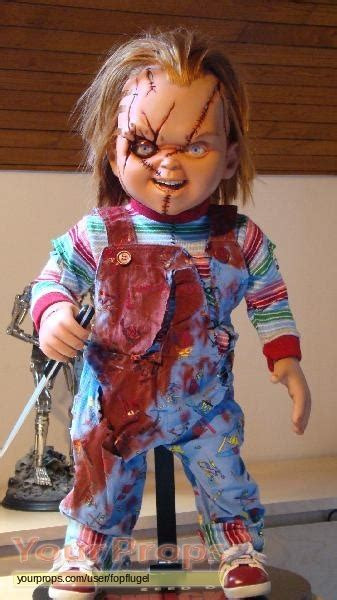 chucky movie prop for sale seed of chucky chucky 1 1 replica movie prop