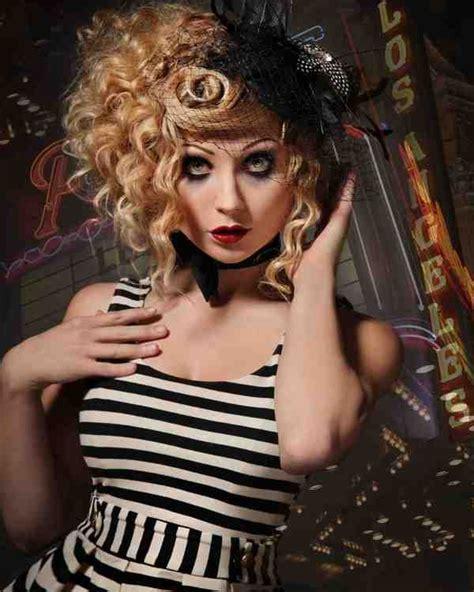 halloween inspired hairstyles tim burton inspired circus the night circus pinterest