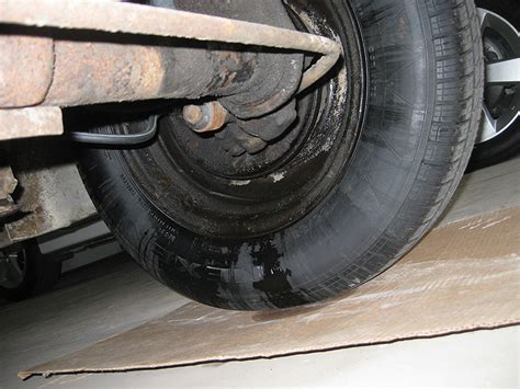 boat trailer axle leaking grease thesamba beetle 1958 1967 view topic leaking