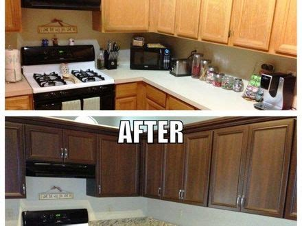 Best Way To Repaint Kitchen Cabinets Kitchen Astounding Gel Stain Kitchen Cabinets Without