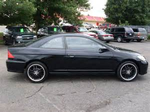 ride auto 2005 honda civic black
